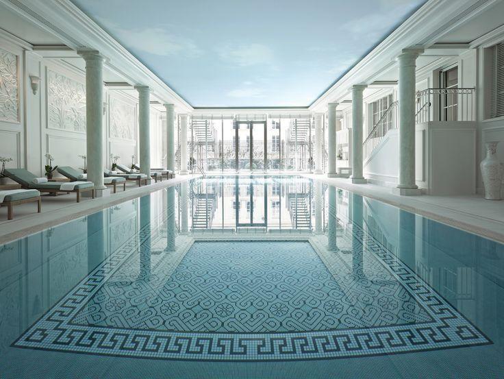 L'hôtel Shangri-La à Paris
