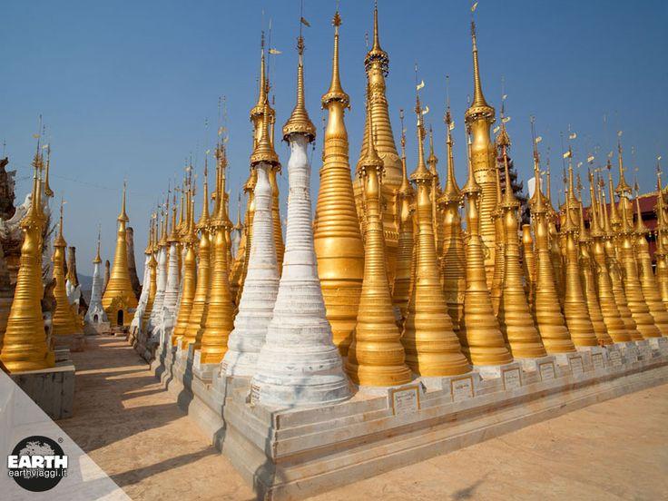 Istantanee di #viaggio in #Myanmar