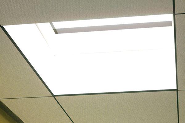 ECO+ Fixed Glass Flat Rooflight 70cm x 70cm