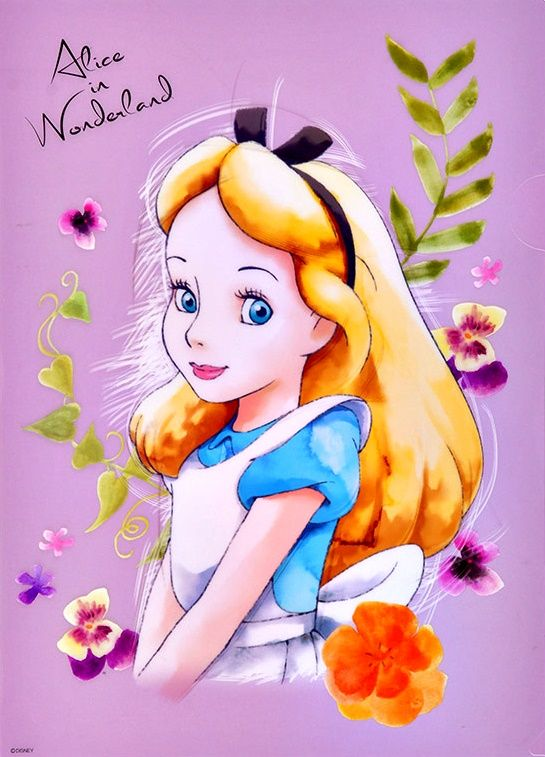 I love every version of Alice and her movie. Haha, it's funny how I enjoy the disney just as much as the eerie dark ones.
