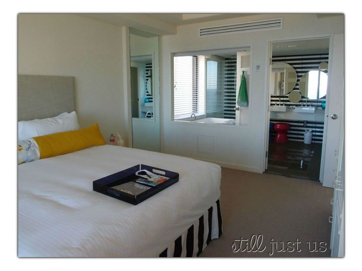 King Ocean Suite at the QT Gold Coast