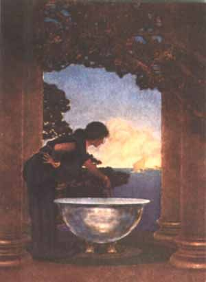 the early life and artistic successes of maxfield parrish During that time the vose family has amassed over 300 years of  maxfield  parrish's daybreak was first sold by vose galleries in the artist's.