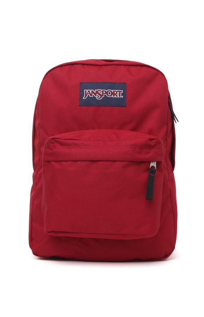red JanSport backpack | School | Pinterest | Hiking ...