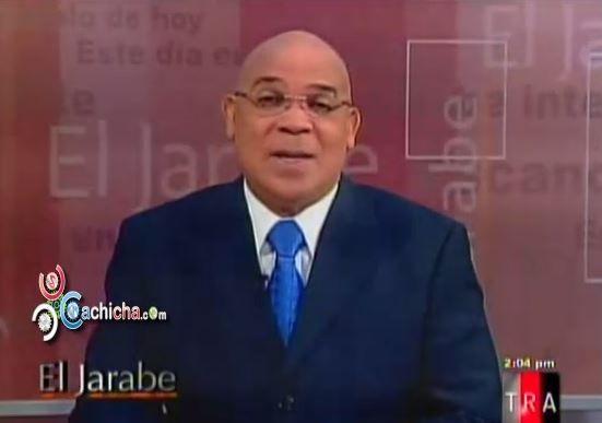 Marino Zapete Comenta Sobre El Chikungunya Y El Caso De Loma De Miranda #Video