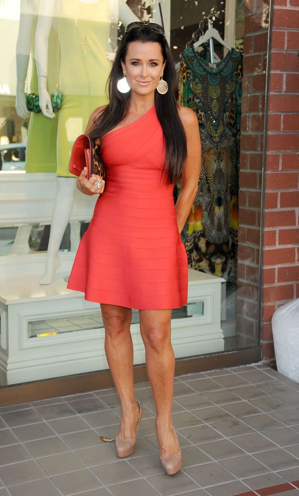 Kyle Richards Is Designing Her Own Clothing Line WithHSN