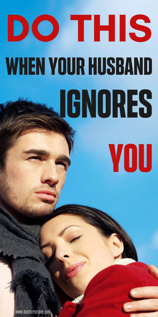 3 Action Steps to Take When Your Husband Ignores You