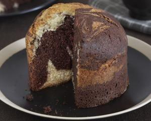Chocolate & Vanilla Marble Cake | Rachel Allen