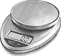The EatSmart Precision Pro Digital Kitchen Scale was named one of five winners in The Wall Street Journal's Review of Digital Kitchen Scales.
