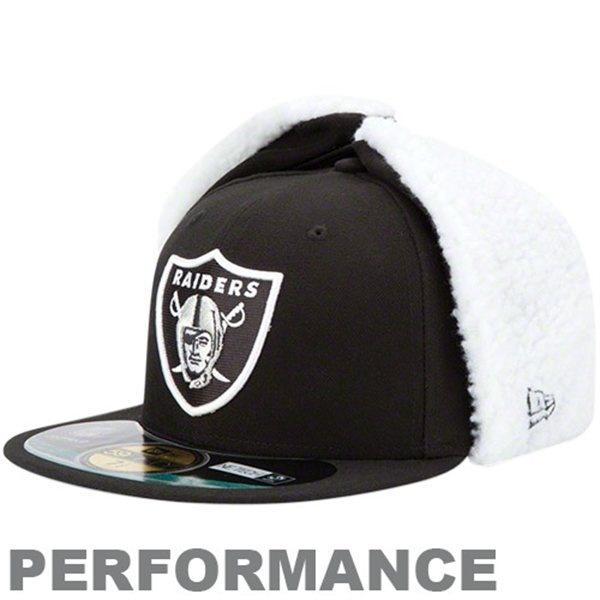 Raiders Hat With Dog Ears