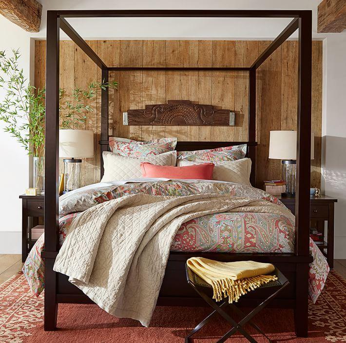 Best 25 Farmhouse Futon Frames Ideas On Pinterest: Best 25+ Farmhouse Canopy Beds Ideas On Pinterest