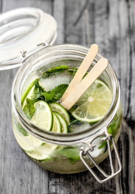Mint, Lime & Ginger Tonic Water, by Vaniglia - Storie di Cucina