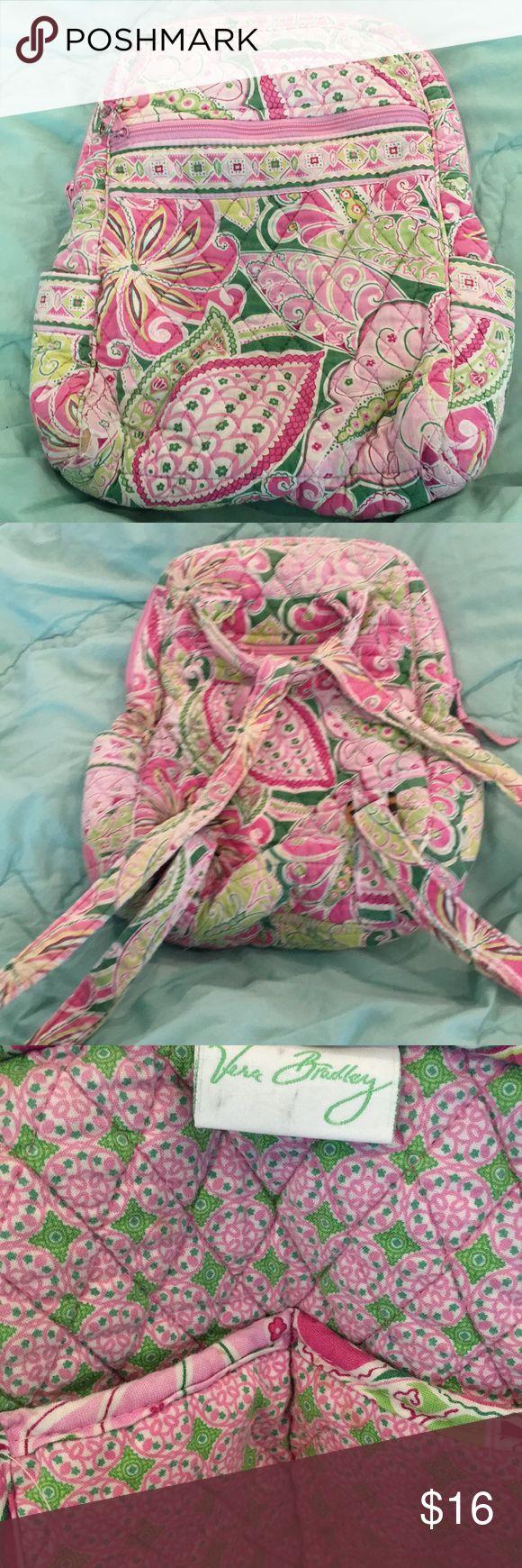 Vera Bradley Small Backpack purse Vera Bradley Small Backpack purse Vera Bradley Bags Backpacks