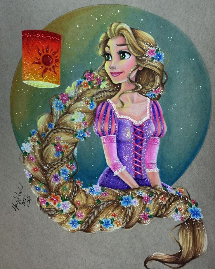 Best 25+ Rapunzel hair ideas on Pinterest | Rapunzel braid ...