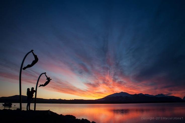 Just beautiful!! Puerto Natales, Patagonia, Chile