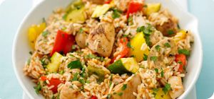 1.5 syn chicken jambalaya