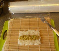 Lemper, met kipvulling - Kokkie Slomo - Indische recepten
