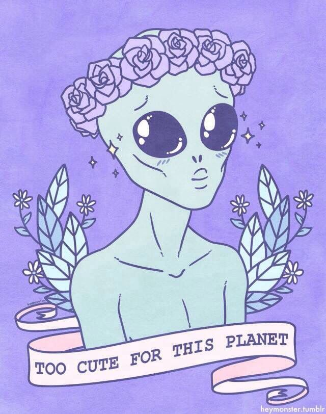 """""""Demaciado lindo para este planeta"""" - Alien - Tattoo"""