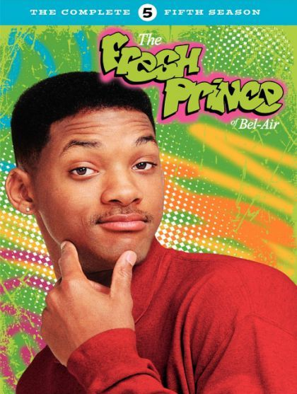fresh prince of bel air   ... Connect » Movie Database » The Fresh Prince Of Bel-air: Season 5