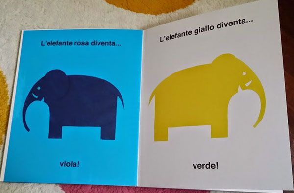 Elefanti interno