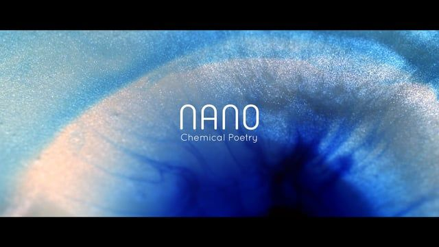 http://www.nano-lab.fr https://www.facebook.com/nanolabofficial/ We are a French atelier who creates immersive macro worlds of hypnotic abstract imagery based on a variety of physical phenomena and chemical reactions  Music Nn/Peaks by Kangding Ray bleep.com/release/10923-kangding-ray-stabil