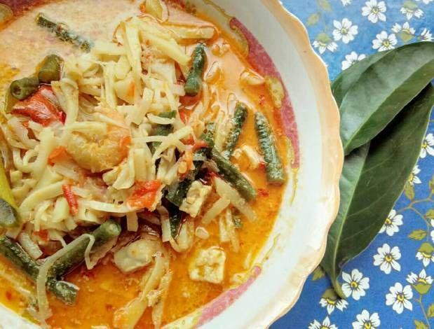 Resep Lodeh Rebung Pedas Rabubaru Bikinramadanberkesan Oleh Ria Tri Windarti Resep Resep Masakan Masakan Resep