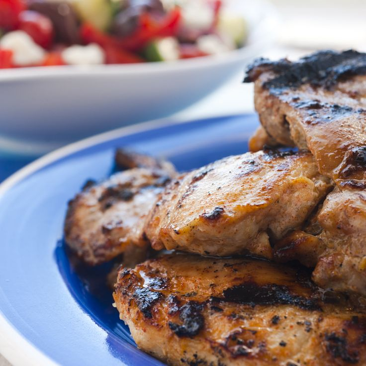 Summer Greek Chicken