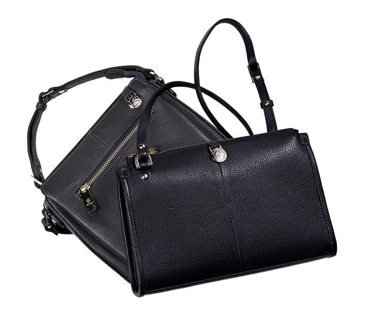 NT-Bags, 2. krs. Adax-nahkalaukut 159,90 €. Ylellisestä, kestävästä Cormorano-nahasta.