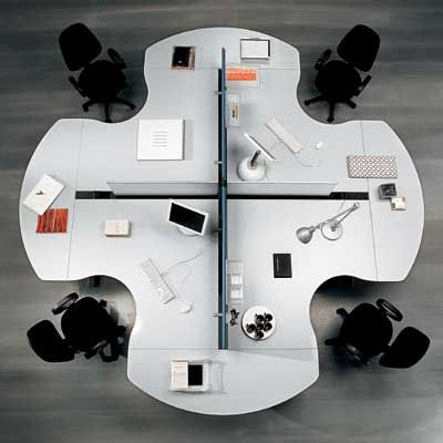 Best Office Furniture Ideas On Pinterest Office Table Design