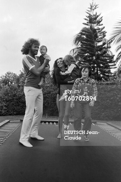 Barry Family, August 11, 1981