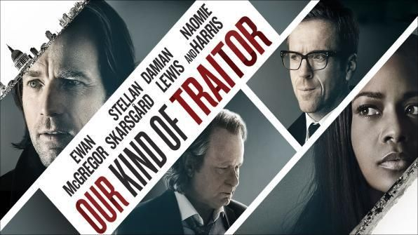 Our Kind of Traitor, Movie on DVD, Suspense