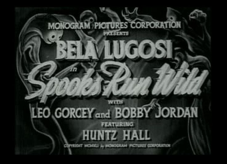 "East Side Kids ""Spooks Run Wild"" 1941 (Bela Lugosi, Leo Gorcey, Bobby Jo..."