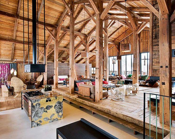 10 Luxury Ski Chalets and Luxury Ski Holidays Presented on DesignRulz | DesignRulz