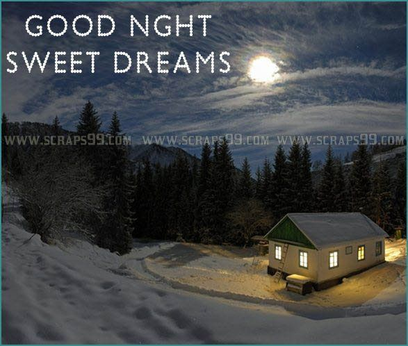 Winter Goodnight Images Good Night Sweet Dreams Take Care Pictures Good Night Winter Pictures Winter Wallpaper Cabins In The Woods