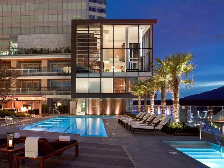 Fairmont Pacific Rim, Vancouver: British Columbia Resorts : Condé Nast Traveler