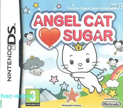 #Angel cat #sugar nintendo ds 3+ #entertainment game,  View more on the LINK: 	http://www.zeppy.io/product/gb/2/351655402114/