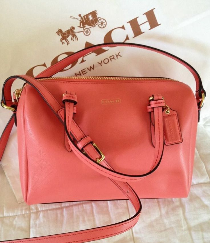 Coach Bag Shoulder Strap 21