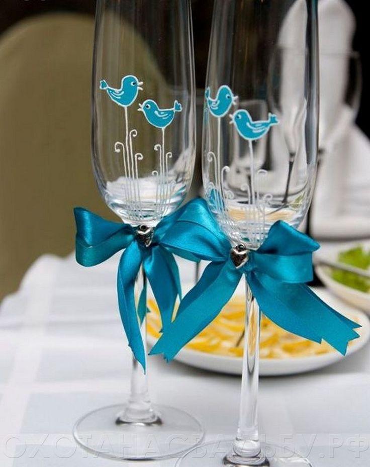 украсить шампанское на свадьбу птиц: 17 тыс изображений найдено в Яндекс.Картинках