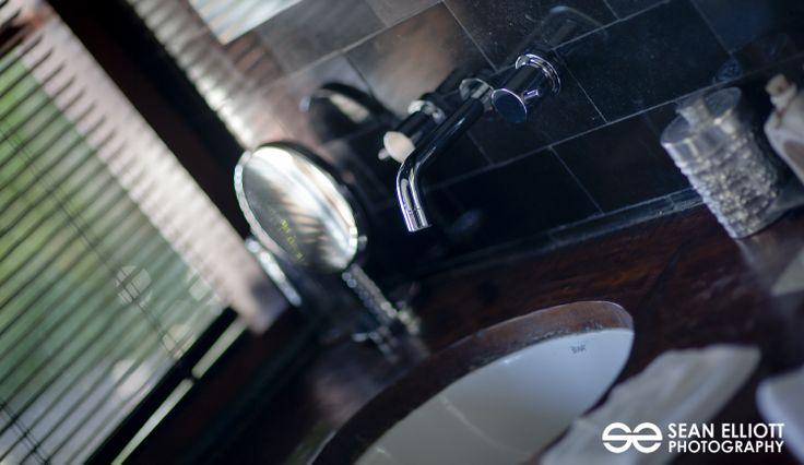 Umah Raja, bathroom detail