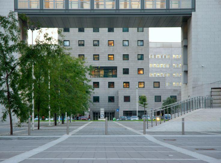 Siemens Italia headquarters, Milano Bicocca