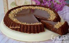 Итальянский шоколадный торт «Джандуйя»   Кулинарные рецепты от «Едим дома!»
