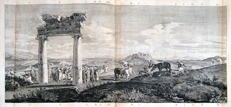 The antiquities of Athens, STUART, James, καί Nicholas REVETT  Λονδίνο, 1762