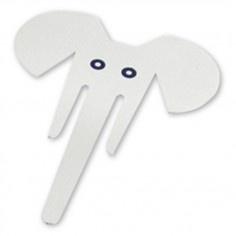 Marcador de Livro Elefante                                                                                                                                                                                 Más
