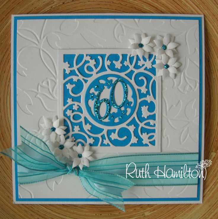 A Passion For Cards: Papermill offer - white light embossed card