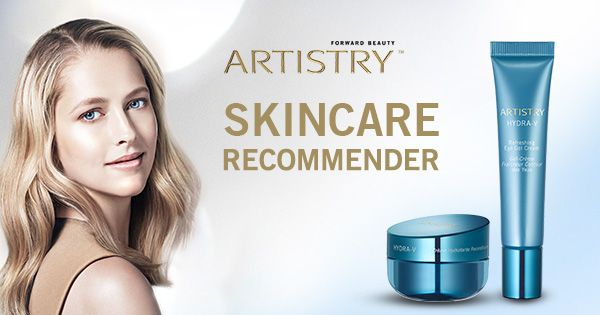 I just discovered my new skincare routine with ARTISTRY suggested by ARTISTRY Skincare Recommender. Try it now