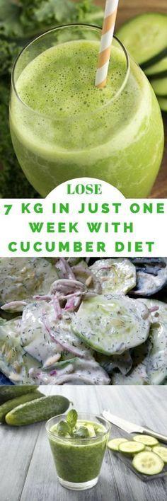 My cumcumber diet
