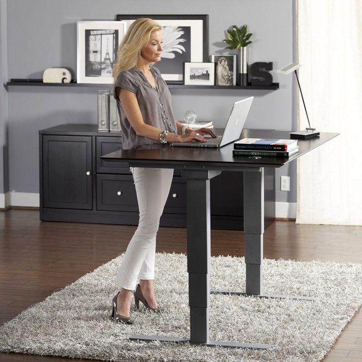 Sit Stand Desk Designs : Best standing desks images on pinterest music stand