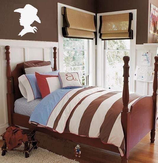 54 best ideas about cowboy bedroom ideas on pinterest for Cowboy bedroom ideas