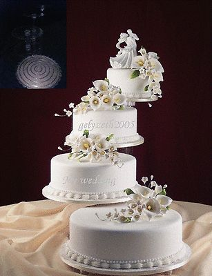4 tier wedding cake for 200 m 225 s de 25 ideas incre 237 bles sobre pasteles de boda en 10395
