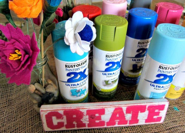 What Is Rustoleum Spray Paint