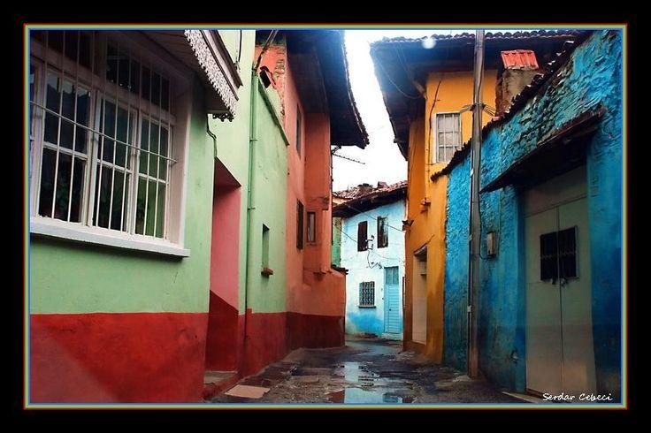 Kula Evleri Fotoğrafı   FotoKritik
